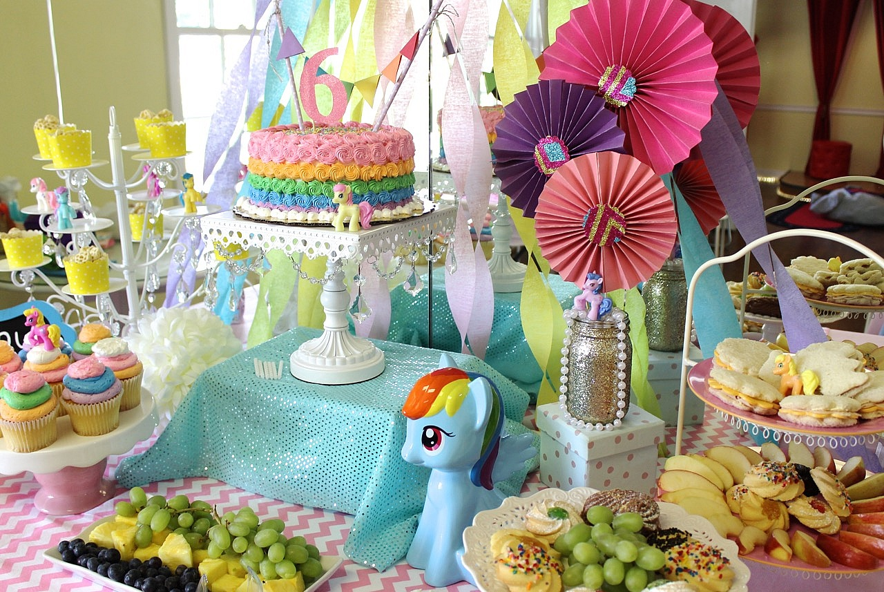 My Little Pony Friendship Party