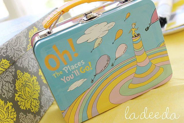 Oh the places you will go! Baby Shower