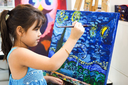 Art Class for Children, Atlanta, GA La Dee Da