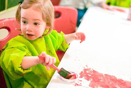 Toddler Art Classes