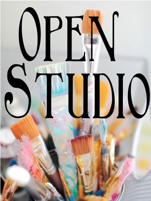 Drop in Art, Open Studio, Atlanta, GA, La Dee Da