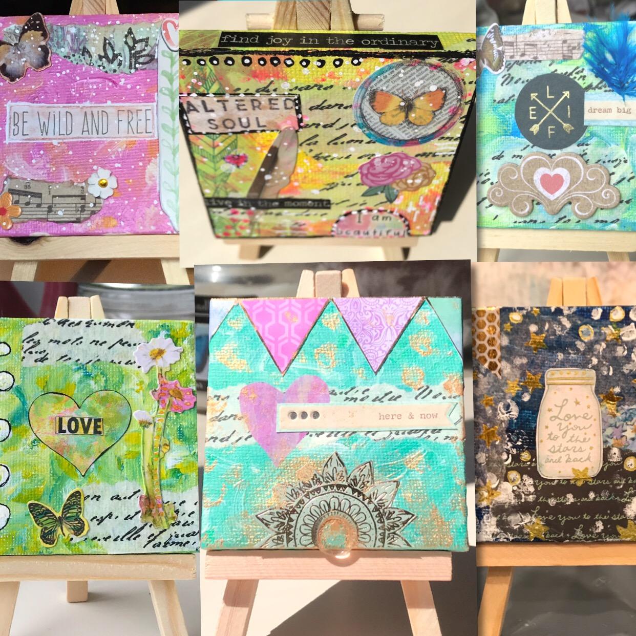 Sandy Springs Art Camp for Kids , School Break Camps, Affirmation Workshop