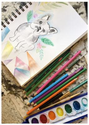 Art Classes for Kids in Atlanta, La Dee Da