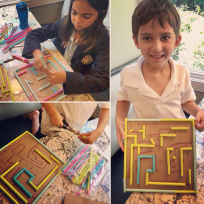 maze, STEM activities