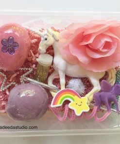 Unicorn Sensory Box