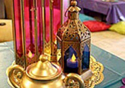 Arabian Nights Birthday Party